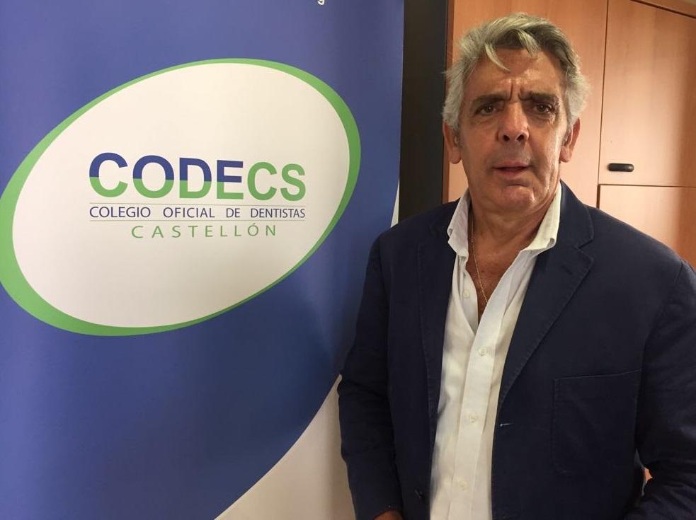 El doctor Ricardo López Carmona.