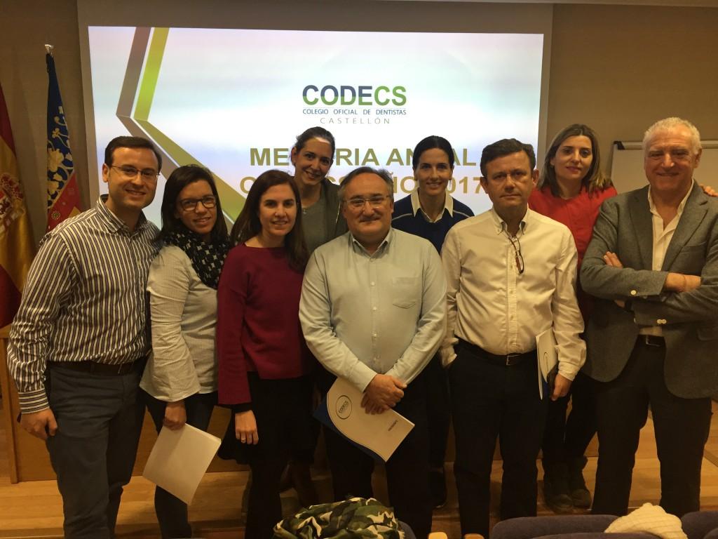 Asamblea General del CODECS 2018.