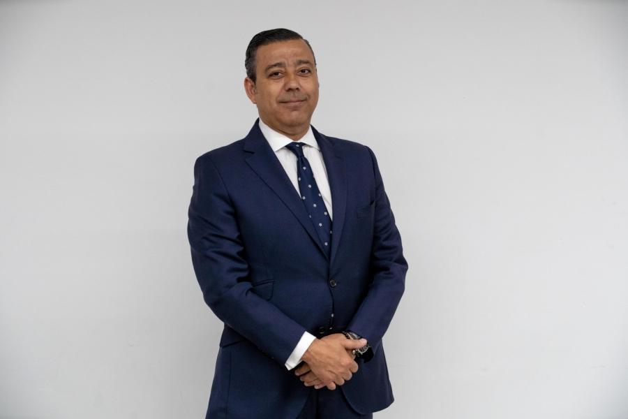 El presidente del Consejo General de Dentistas, Óscar Castro.