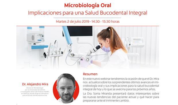 FORMACIÓN 'ONLINE': MICROBIOLOGÍA ORAL