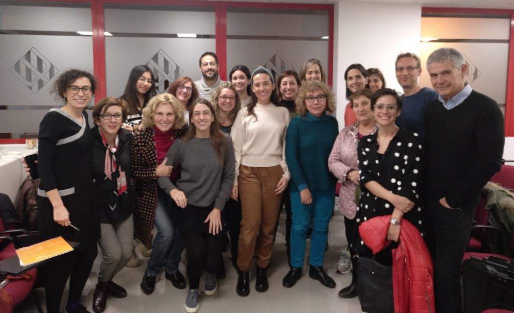 Reunión de la RSS de Castellón.